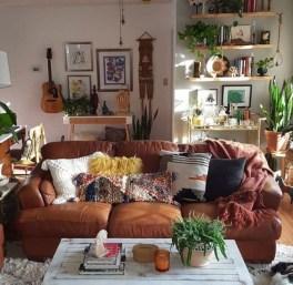 Perfectly Bohemian Living Room Design Ideas 47