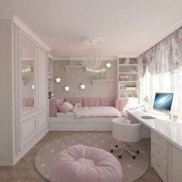 Pink Bedroom Decor You Can Try On Your Own 03