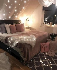 Pink Bedroom Decor You Can Try On Your Own 21