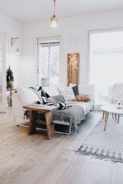 Scandinavian Living Room Design That A Lot Of People Talk About 15