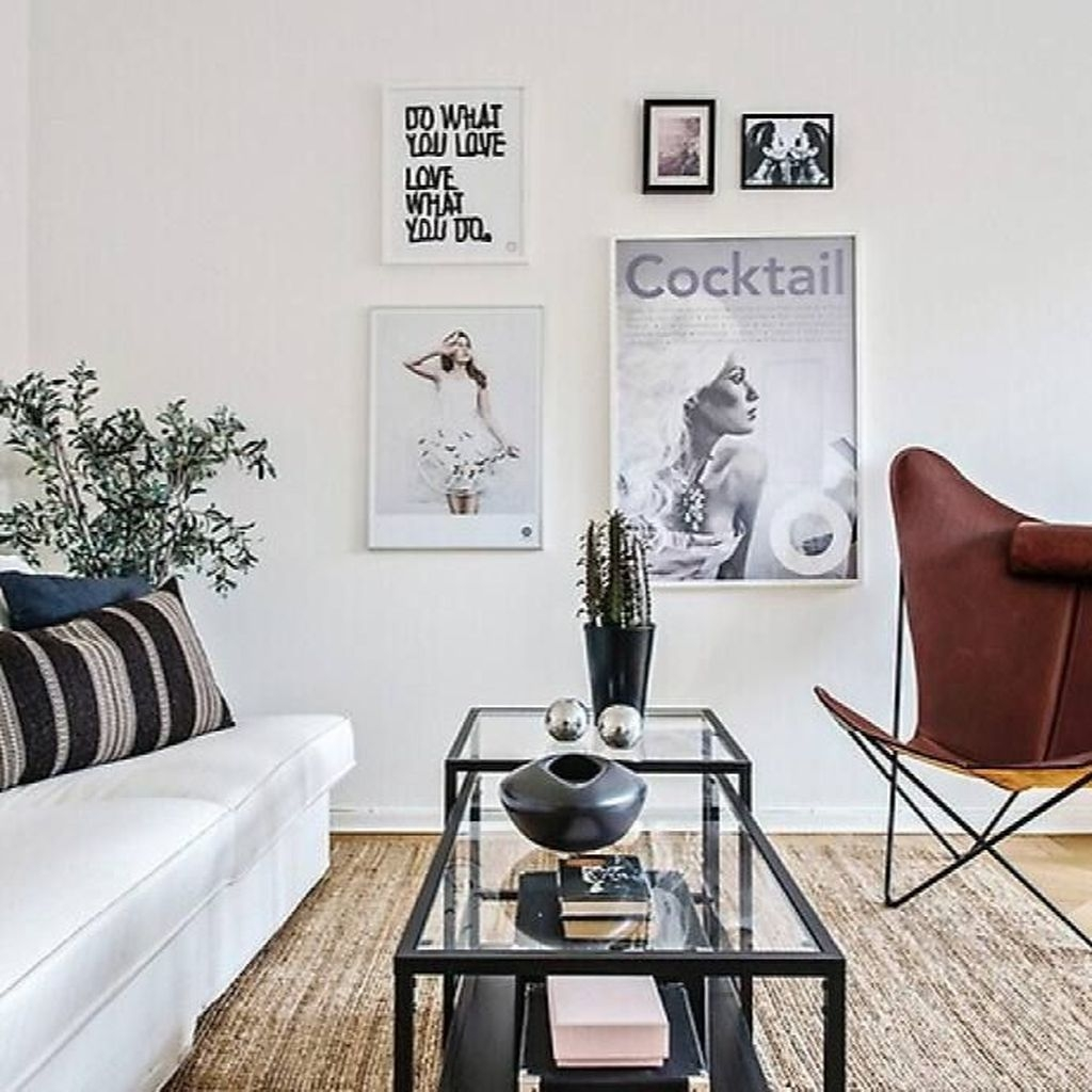 Scandinavian Living Room Design That A Lot Of People Talk About 41