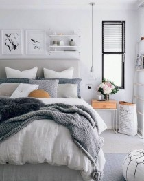 Small Master Bedroom Design With Elegant Style 11
