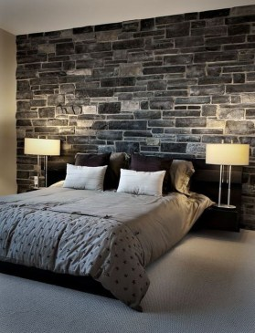 Small Master Bedroom Design With Elegant Style 14