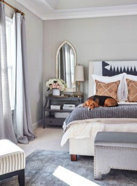 Small Master Bedroom Design With Elegant Style 15