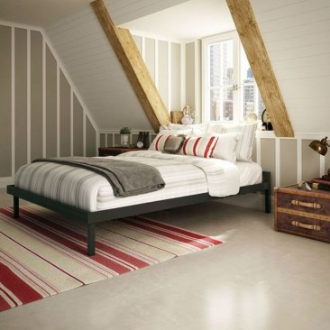 Small Master Bedroom Design With Elegant Style 16