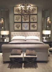 Small Master Bedroom Design With Elegant Style 29