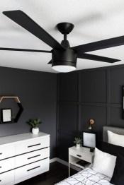 Stunning Modern Black Home Decor 02
