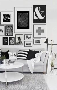 Stunning Modern Black Home Decor 23