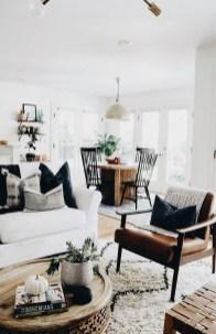Stunning Modern Black Home Decor 31