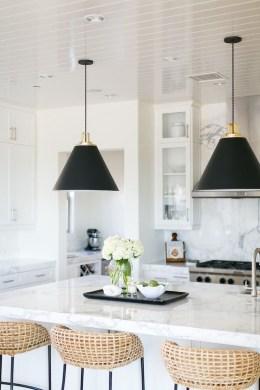Stunning Modern Black Home Decor 34