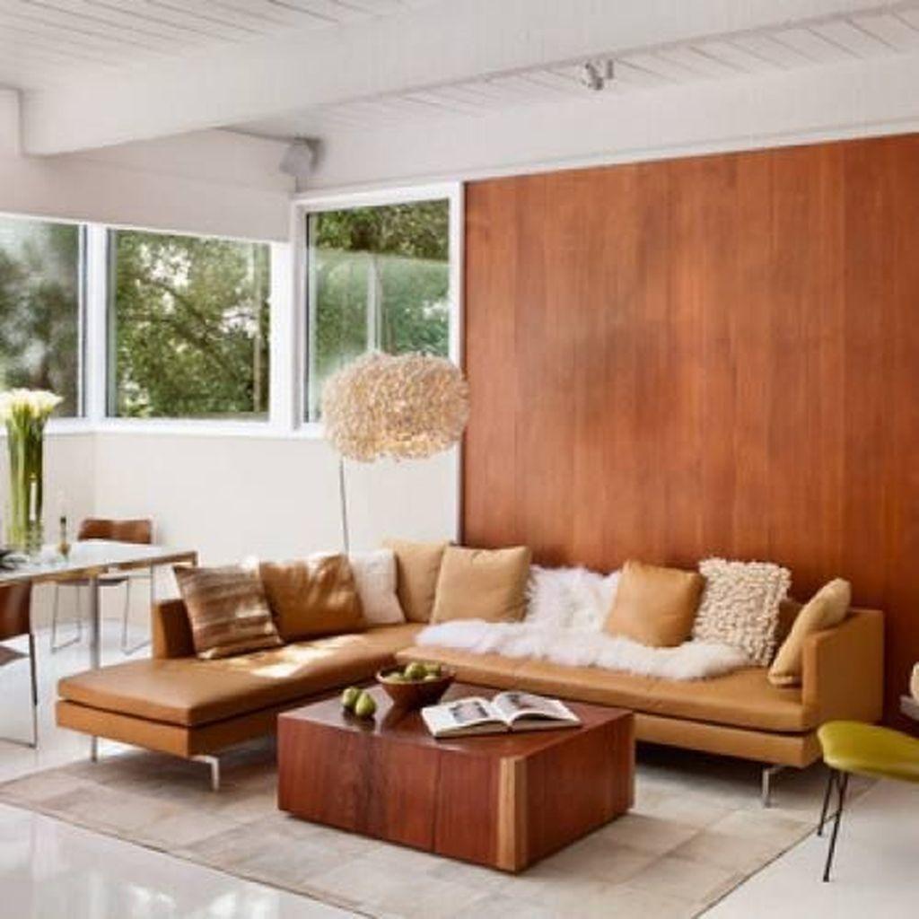 Stunning Modern Mid Century Living Room Design 32