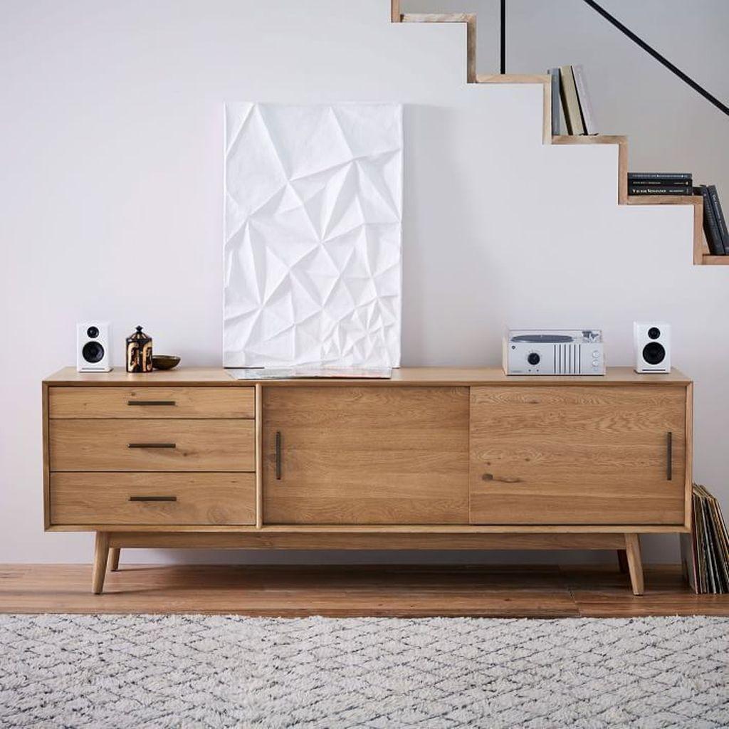 Stunning Modern Mid Century Living Room Design 38