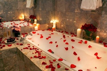 Sweet Valentines Day Bathroom Decor, Forget The Old One 38