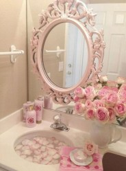 Sweet Valentines Day Bathroom Decor, Forget The Old One 39