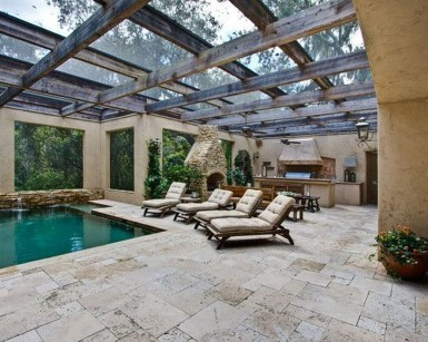 The Best Mediterranean Swimming Pool Design 17