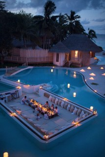 The Best Mediterranean Swimming Pool Design 20