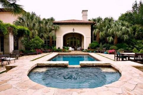 The Best Mediterranean Swimming Pool Design 21