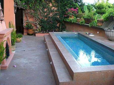 The Best Mediterranean Swimming Pool Design 26