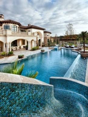 The Best Mediterranean Swimming Pool Design 37
