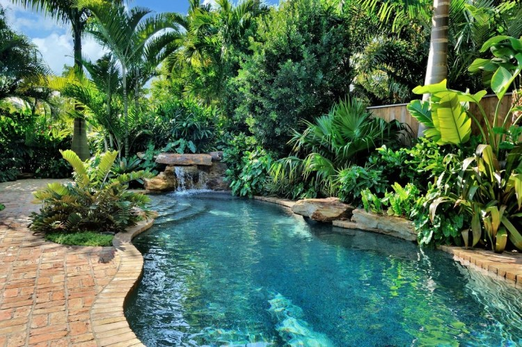 The Best Mediterranean Swimming Pool Design 43