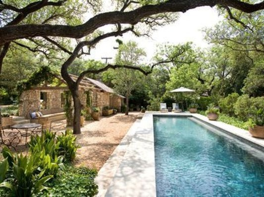 The Best Mediterranean Swimming Pool Design 49