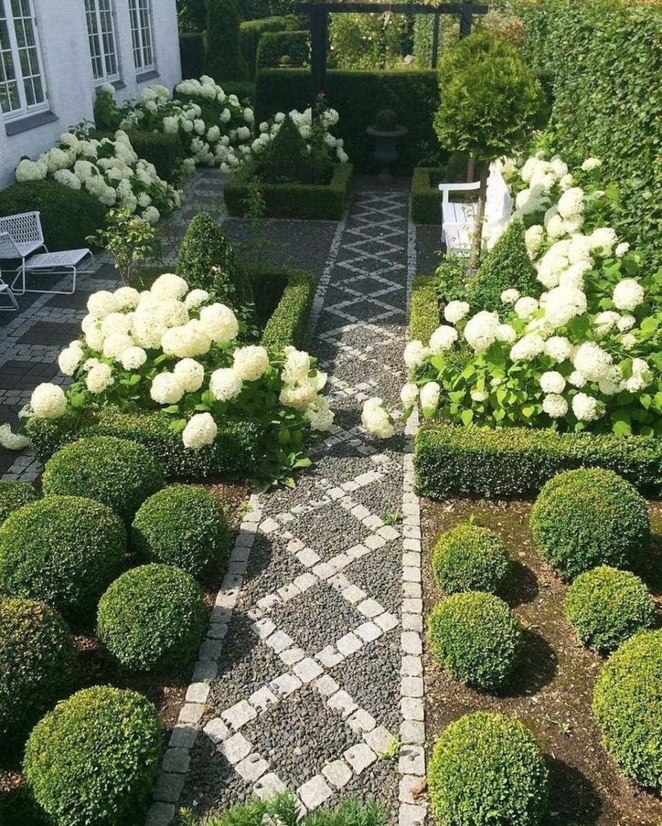 Tiny Yard Garden Design You Can Try Right Away 23