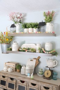 Upgrading Your Wall For Romantic Kitchen Decorations 10