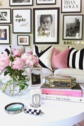 Valentines Day Home Decor With White Color Scheme 10
