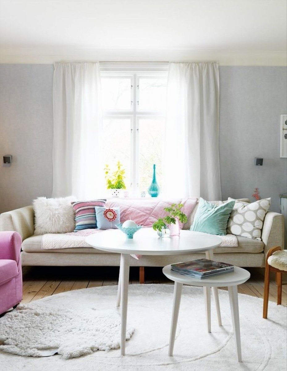 Valentines Day Home Decor With White Color Scheme 11