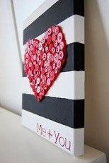 Valentines Day Home Decor With White Color Scheme 17