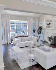 Valentines Day Home Decor With White Color Scheme 20