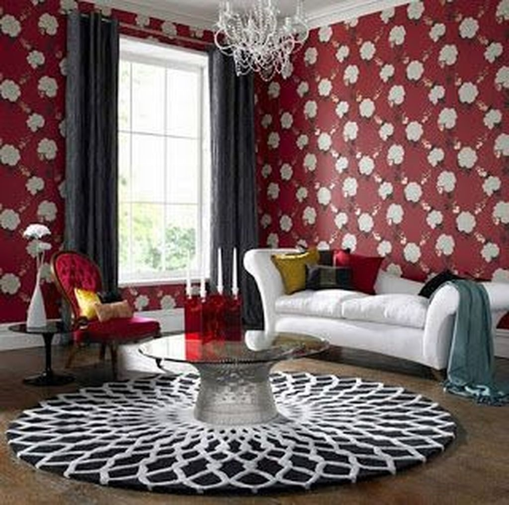 Valentines Day Home Decor With White Color Scheme 45
