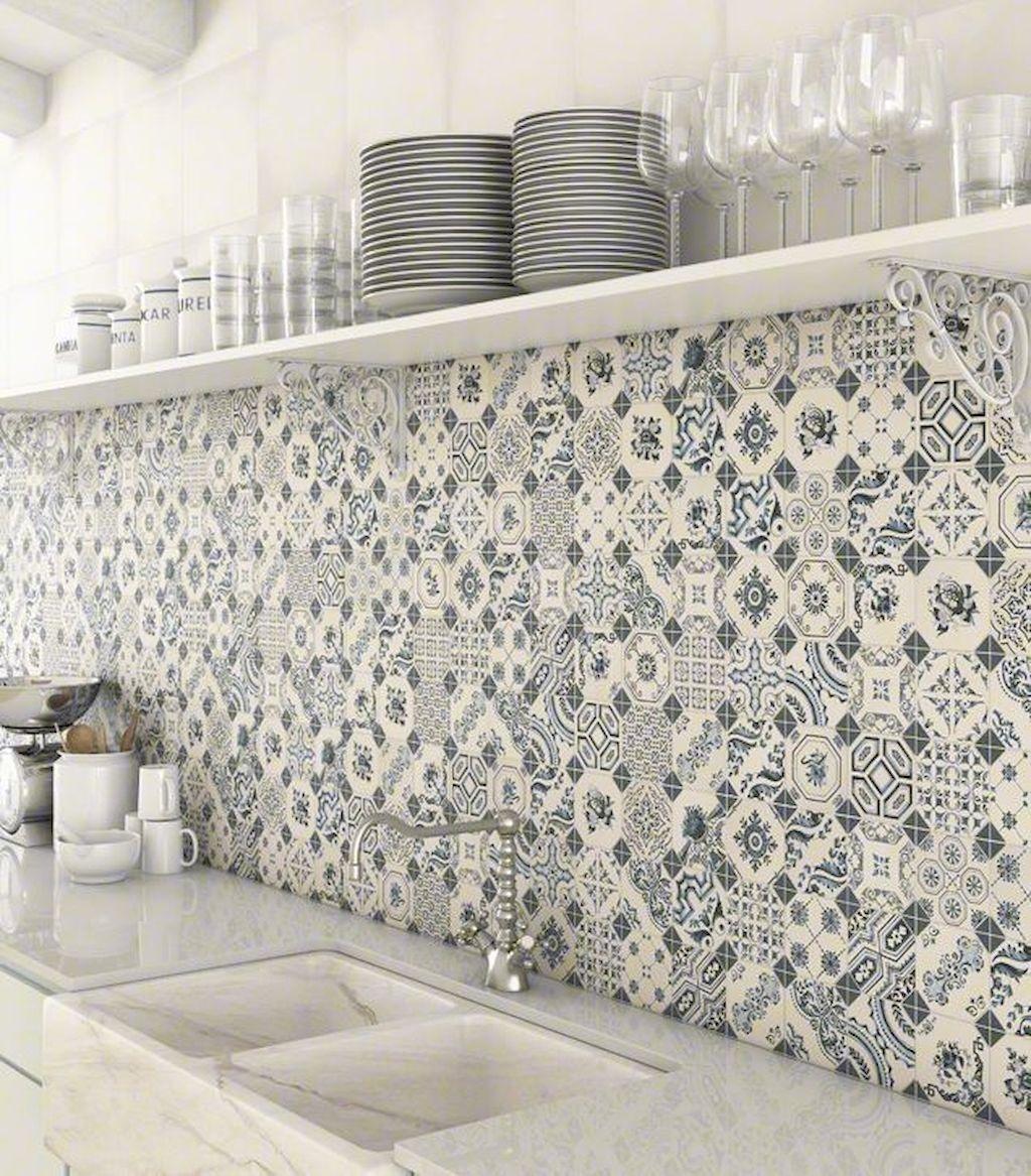 Affordable Kitchen Backsplash Decor Ideas 12