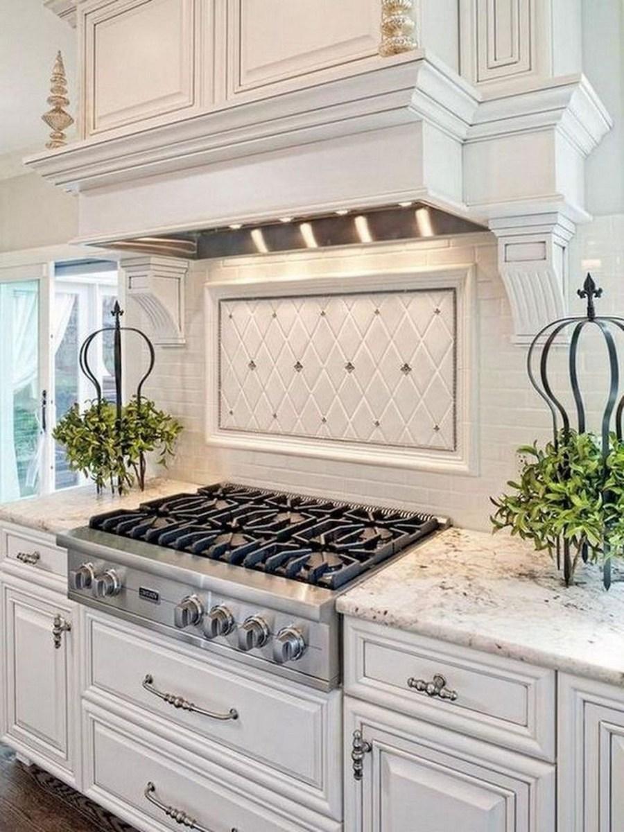 Affordable Kitchen Backsplash Decor Ideas 16