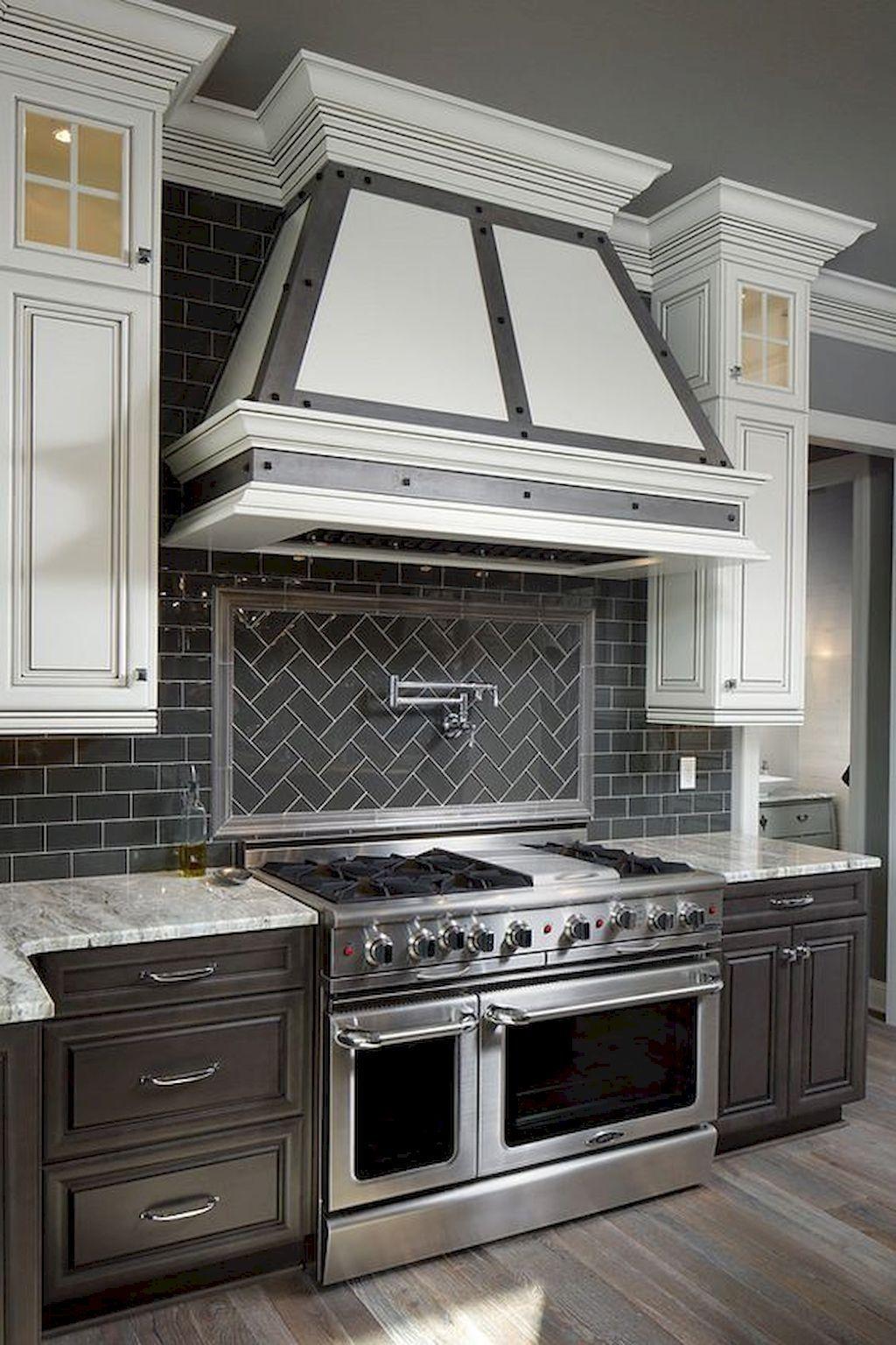 Affordable Kitchen Backsplash Decor Ideas 47