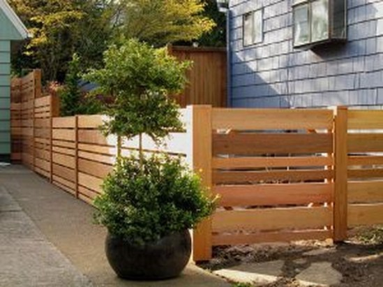 Front Yard Fence Ideas That You Need To Try 07