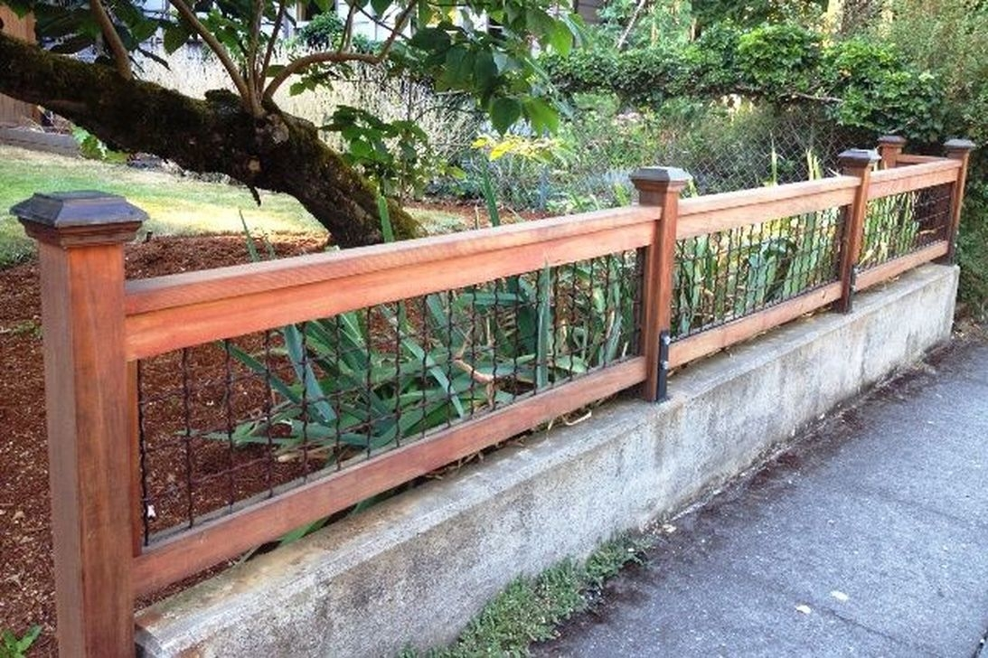 Front Yard Fence Ideas That You Need To Try 25