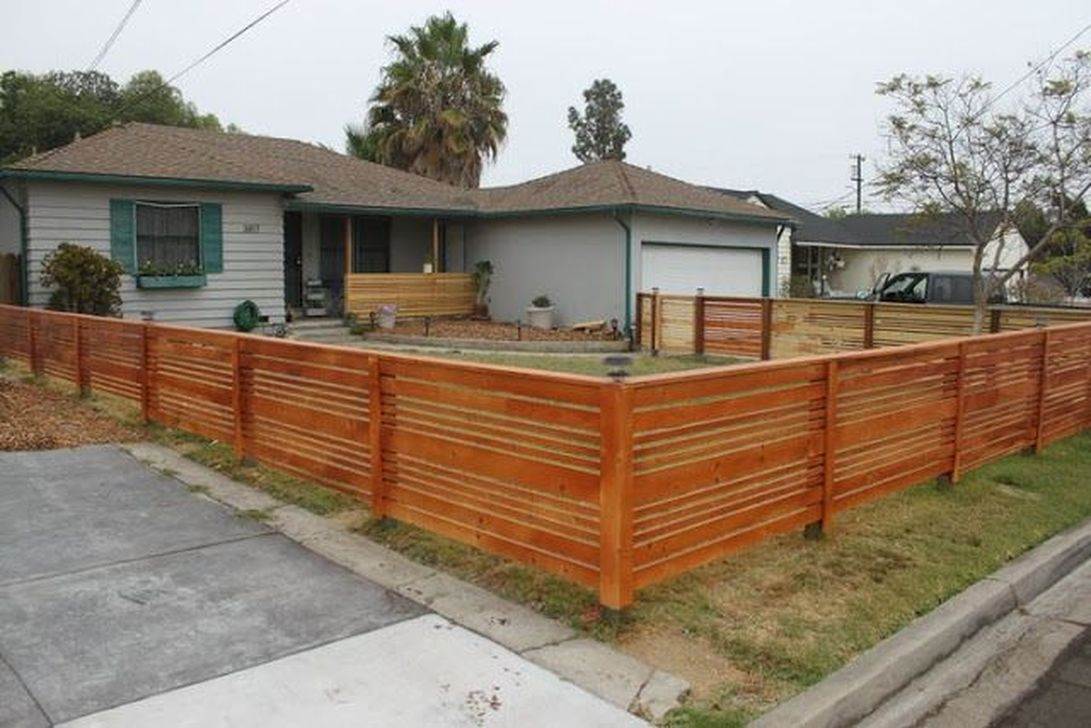 Front Yard Fence Ideas That You Need To Try 35