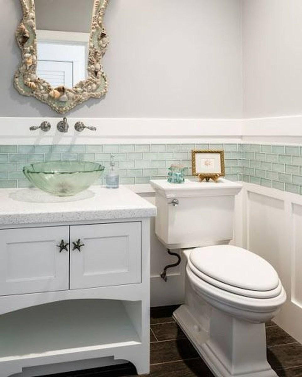 Nice Bathroom Decoration With Coastal Style 05