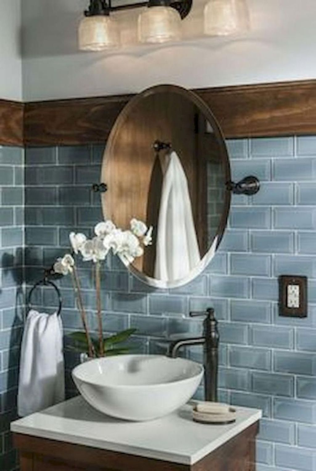 Nice Bathroom Decoration With Coastal Style 12