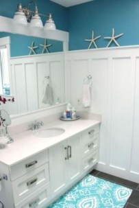Nice Bathroom Decoration With Coastal Style 13