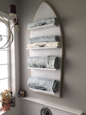 Nice Bathroom Decoration With Coastal Style 26