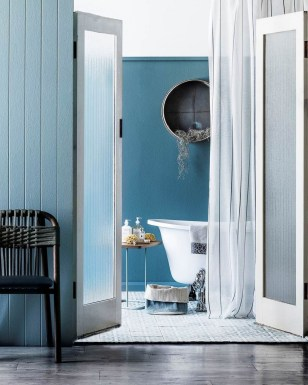 Nice Bathroom Decoration With Coastal Style 35