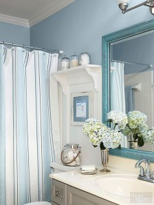 Nice Bathroom Decoration With Coastal Style 39
