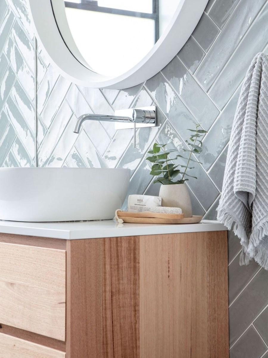 Nice Bathroom Decoration With Coastal Style 40
