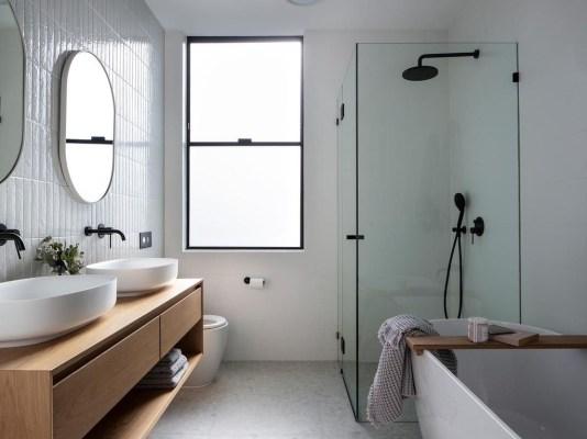 Nice Bathroom Decoration With Coastal Style 43