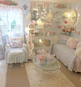 Nice Shabby Chic Living Room Decor You Need To Have 01
