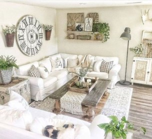 Nice Shabby Chic Living Room Decor You Need To Have 14