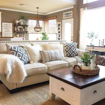 Nice Shabby Chic Living Room Decor You Need To Have 15