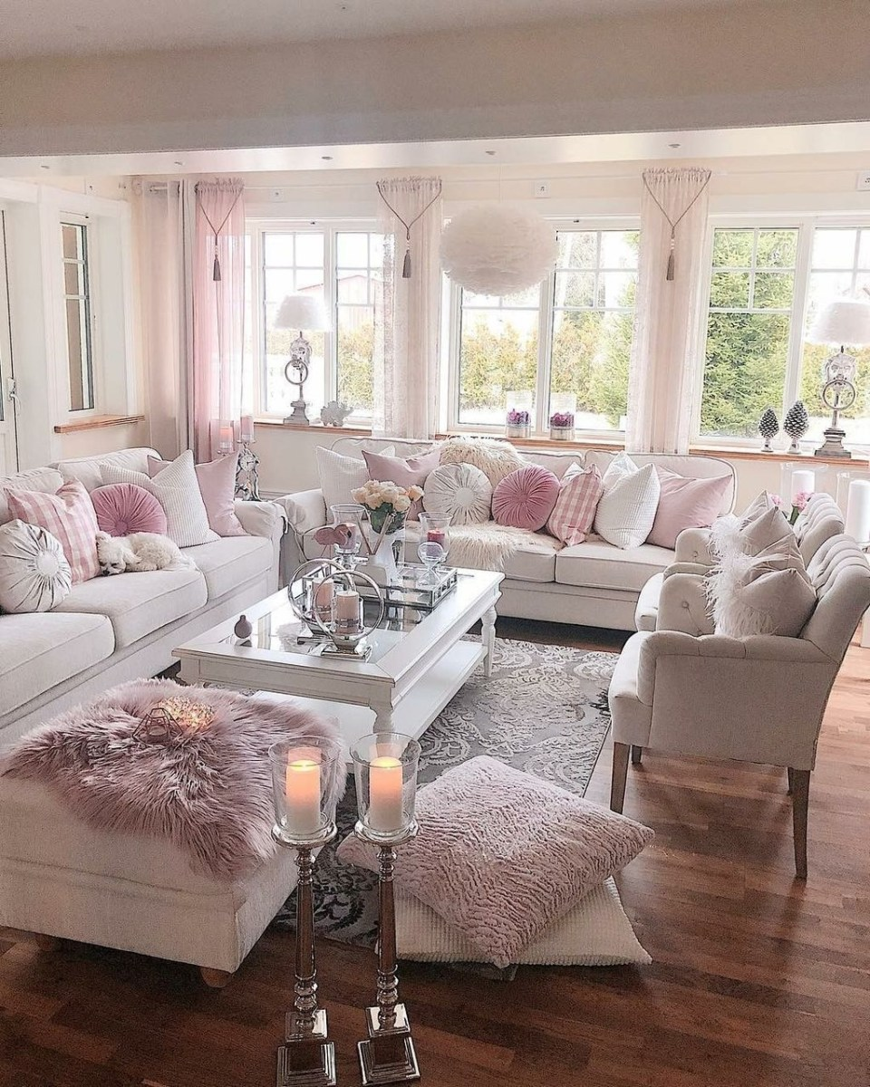 Nice Shabby Chic Living Room Decor You Need To Have 37